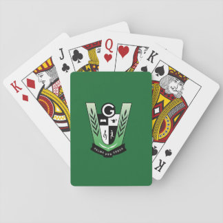 GGMSS Playing Cards