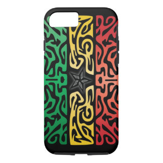 Ghana Abstract iPhone 8/7 Case