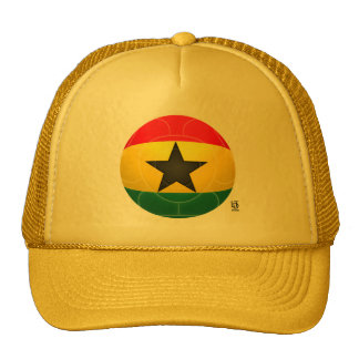 Ghana - Black Stars Football Cap