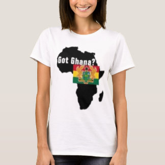 Ghana Coat of arms T-shirt And Etc