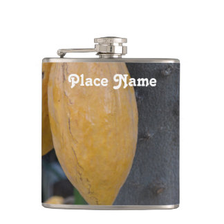Ghana Cocoa Hip Flask