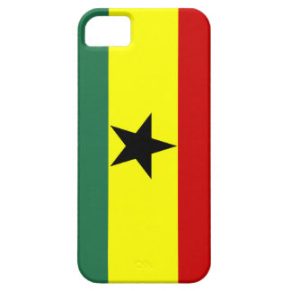 Ghana country long flag nation symbol republic case for the iPhone 5