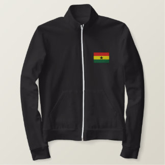 GHANA EMBROIDERED JACKET