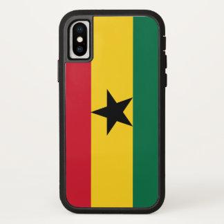 Ghana Flag iPhone X Case