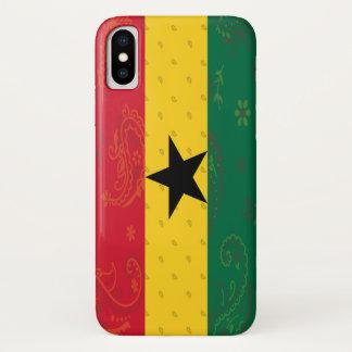 Ghana Flag Phone Case