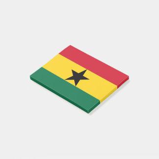Ghana Flag Post-it Notes