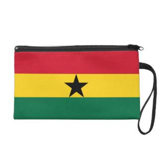 Ghana Flag Wristlet
