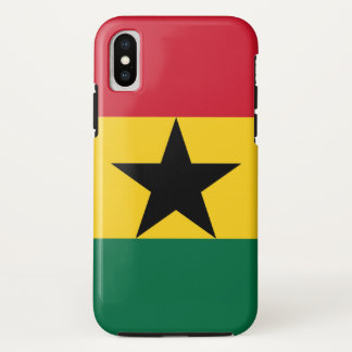 GHANA iPhone X CASE