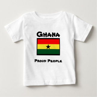 ghana t-shirts_proud people baby T-Shirt