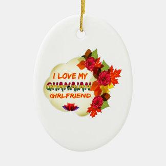 Ghanaian Girlfriend designs Ornament