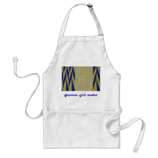 ghanaian grill master Apron