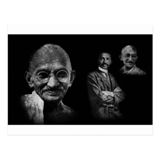 Ghandi 2 post cards