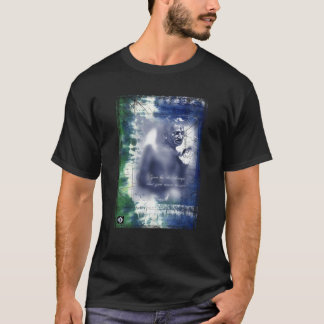 Ghandi by Gregory Gallo T-Shirt