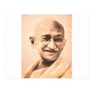 Ghandi Motivation Postcards