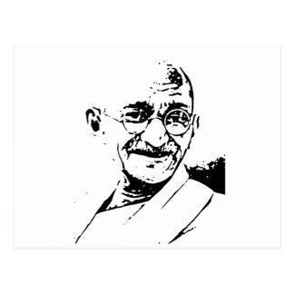Ghandi Post Cards