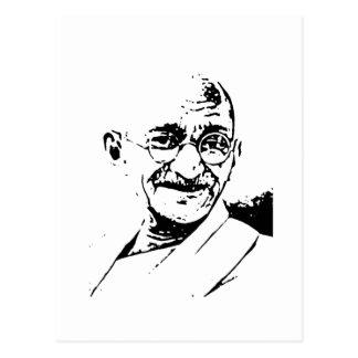 Ghandi Postcards