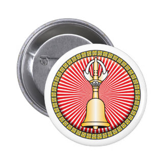 Ghanta Icon Pinback Buttons