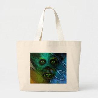 Ghastly Ghoul Jumbo Tote Bag