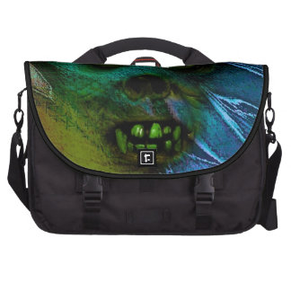 Ghastly Ghoul Bag For Laptop