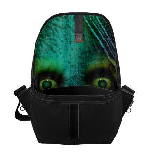 Ghastly Ghoul Messenger Bag