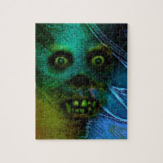 Ghastly Ghoul Puzzle