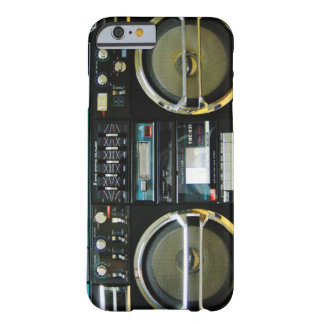 Ghetto Blaster - iPhone 6 case