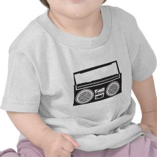 Ghetto Blaster Shirts