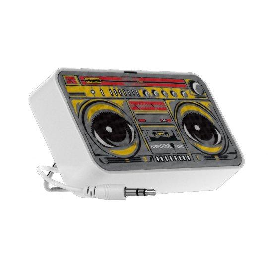 Ghetto Blastin EYEZ Speaker System