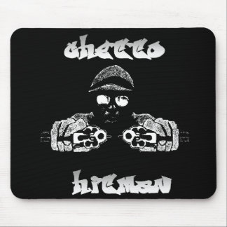 Ghetto Hitman Mousepad