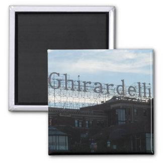 Ghirardelli Square- San Francisco Magnet