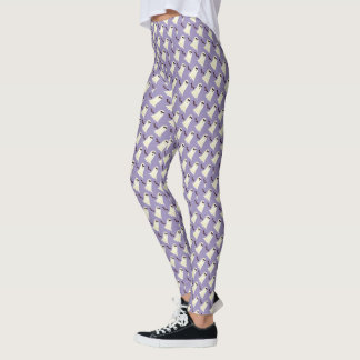 Ghost and Bats Leggings
