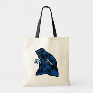 ghost tote bags