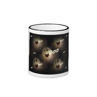 Ghost Boo's Halloween Mug