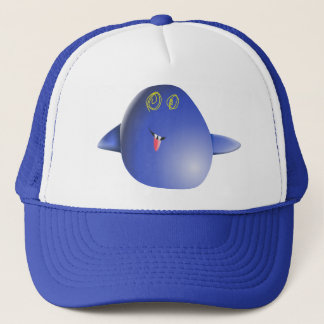 Ghost by Garyn Trucker Hat