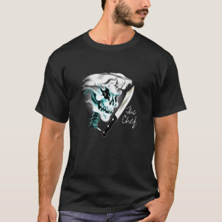 Ghost Chef Skull T-Shirt