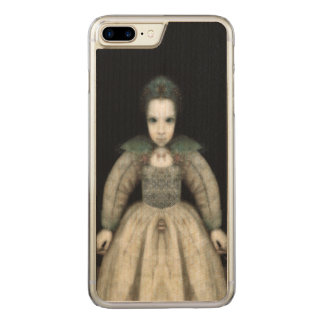 Ghost Child Carved iPhone 7 Plus Case