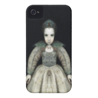 Ghost Child iPhone 4 Cover