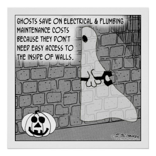 Ghost Contractors Easy Access Poster
