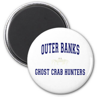Ghost Crab Hunters Magnet