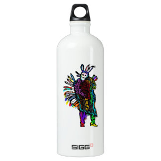 Ghost Dance Water Bottle