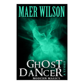 Ghost Dancer Poster