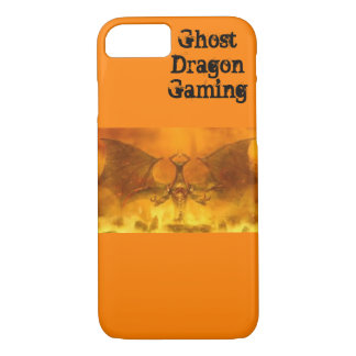 (Ghost Dragon Gaming) iPhone 7 phone case