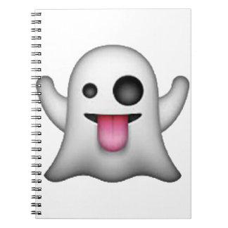 Ghost - Emoji Notebook
