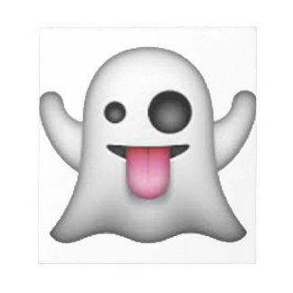 Ghost - Emoji Notepad