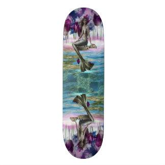 """Ghost Gear """"Siren"""" Skateboard Deck"""