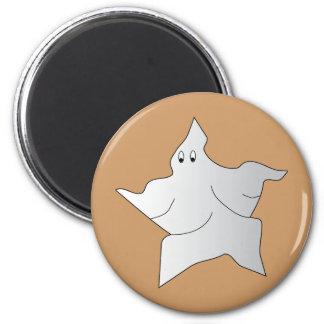 Ghost Halloween Magnet