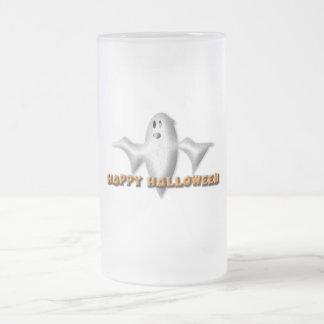 Ghost Happy Halloween Mug