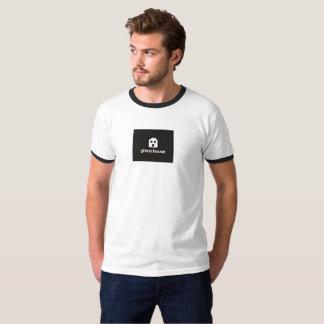Ghost House Ringer T-Shirt