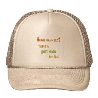 Ghost Hunter App For That Trucker Hat