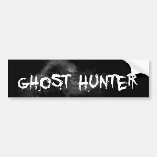 Ghost Hunter Bumper Sticker
